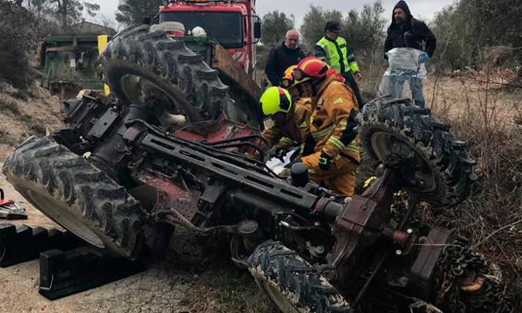 Siniestralidad de la maquinaria agrícola: Piden incluirla en el REBU para favorecer la renovación de los vehículos